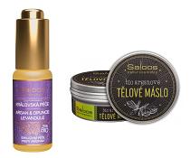 Vyhrajte 3x balíček aromaterapeutické biokosmetiky Saloos