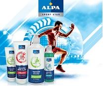 Soutěž o sportovní balíček od Alpy