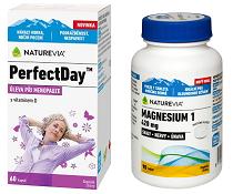 SOUTĚŽ: Zmírněte projevy menopauzy s přípravky Naturevia