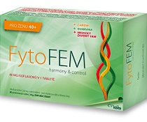 Soutěž o Fytofem harmony & control – komfort pro období menopauzy