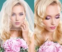 Romantické svatební líčení i pro minimalistky