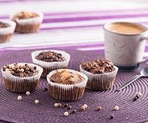 Zdravé muffiny s jablky a ovesnými vločkami