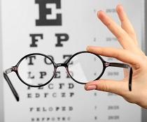 Oční vady: Krátkozrakost, dalekozrakost, astigmatismus