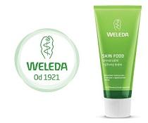 Soutěž o výživný krém Weleda Skin food