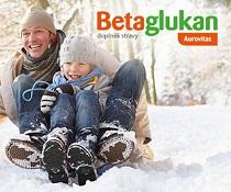 Vyhrajte extra porci betaglukanu svitaminem C na podporu imunity