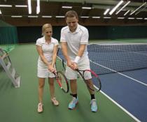 O tenise s Petrem Kleinem