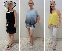 Móda pro těhotné léto 2017