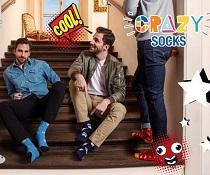 Soutěž o Crazy ponožky by Bellinda