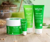 Soutěž o balíček Skin Food od Weledy