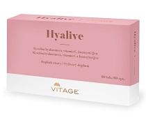 Soutěž o doplněk stravy Hyalive pro omlazení pleti