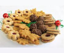 Vánoční cukroví bez cukru - recepty s fotkou