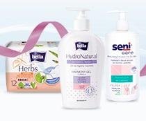 Soutěž o balíček pečujících produktů Seni a hygienických potřeb Bella
