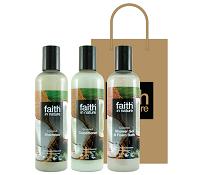 Soutěž o balíčky přírodní kosmetiky od Faith in Nature