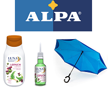 Soutěž o 3 balíčky vlasové kosmetiky Luna výrobce Alpa a.s.