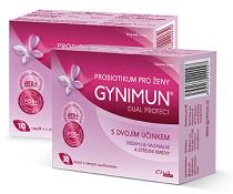 Soutěž o duální probiotikum Gynimun DUAL Protect