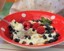 Obilninové snídaně s nádechem léta