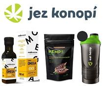 Soutěž o balíček IMUNITA od JezKonopí.cz