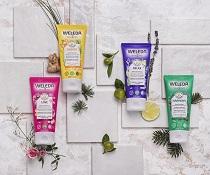 Soutěž o 3 balení sprchových produktů Weleda Aroma Shower